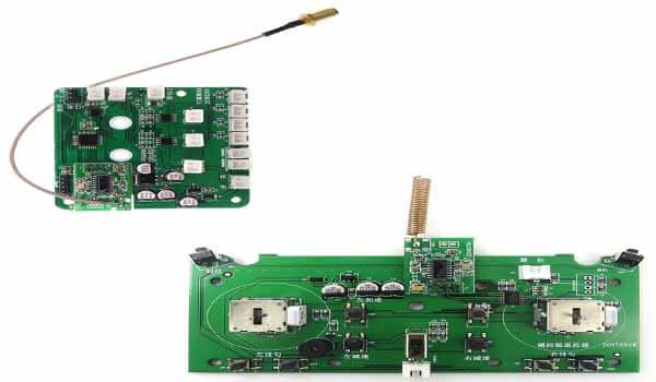 Functional Transmitter PCB