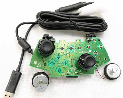 Functional Xbox PCB