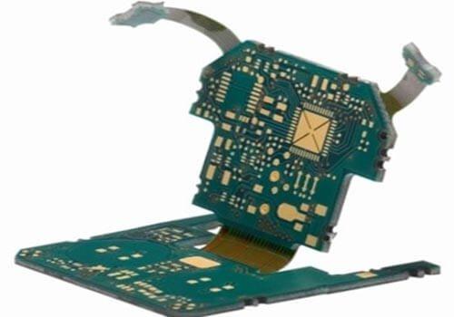 Remote Rigid-Flex PCB