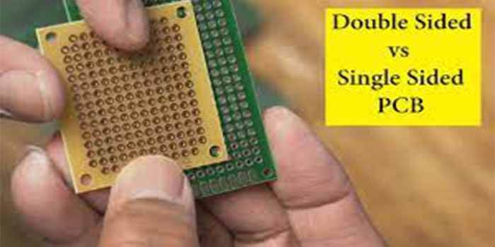 Difference Between Double Sided and Single PCB