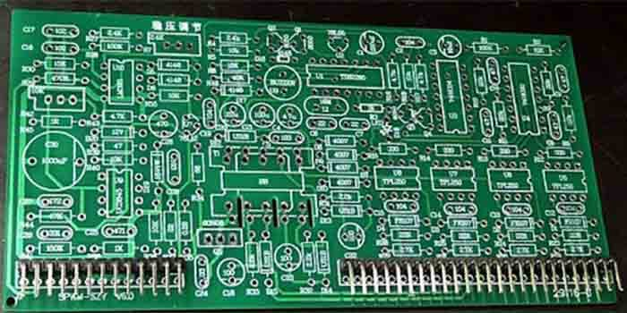Inverter PCB Usual Components