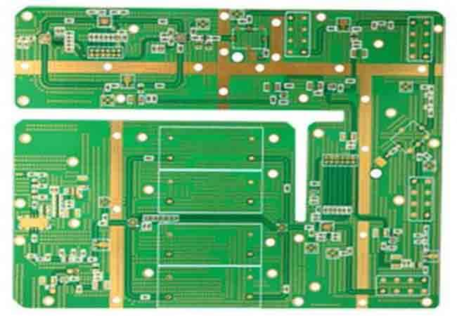Isola PCB made up of FR402 laminate material