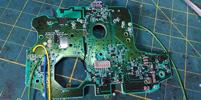 Low Dk Xbox PCB