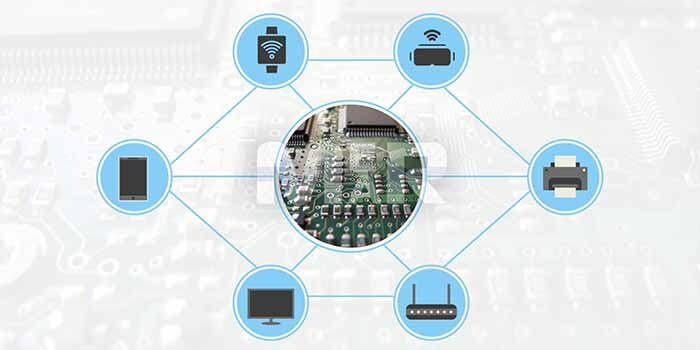Manufacturing Process Of IOT PCB