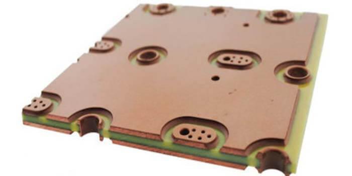 Materials are included in 3 oz Copper PCB