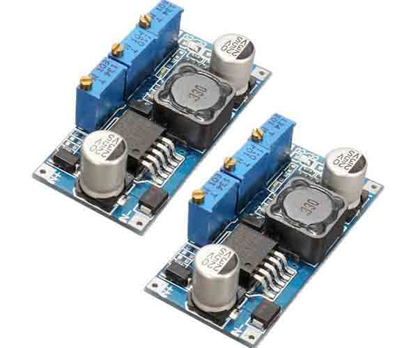 DC-DC Converter PCB With High Operating Temperature