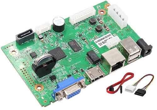 Common Ports Of DVR PCB