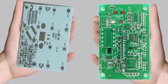 Multilayer Variations Of 2 Oz Copper PCB