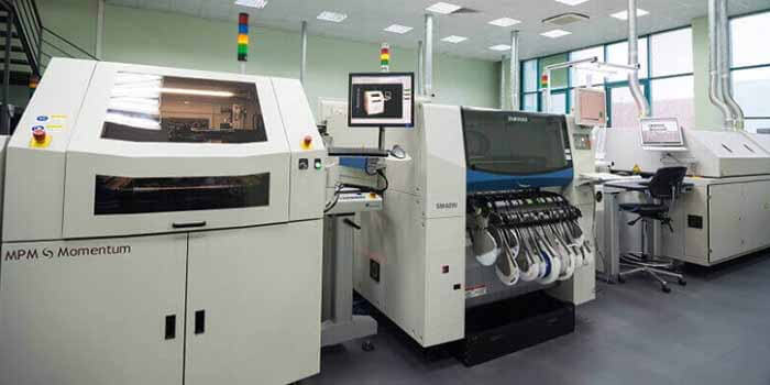 Rogers 6002 PCB Manufacturing Facility