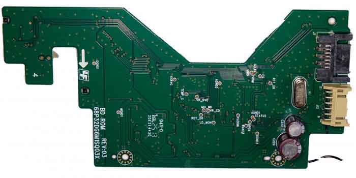 One Drive Xbox PCB