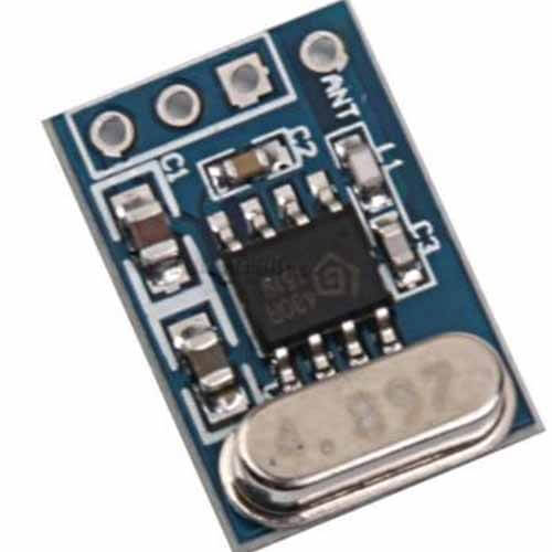RFlink PCB Controlled Temperature
