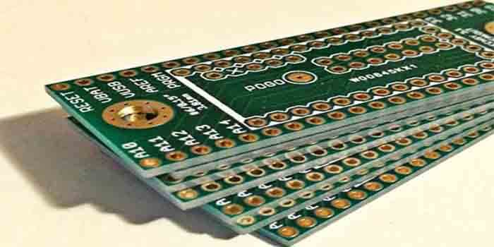 3 oz Copper PCB Used in Printed Circuit Board Fabrication