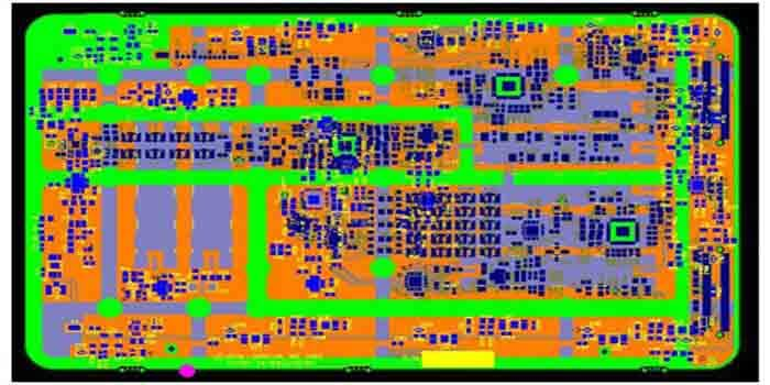 High Voltage PCB Layout