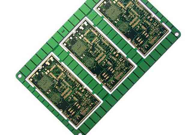 Isola PCB made up of F408HR laminate