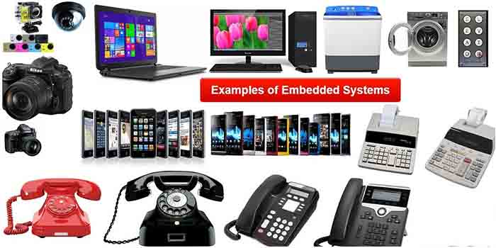 The different types of devices that use embedded PCB