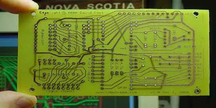 Assembly of Double-Sided PCB