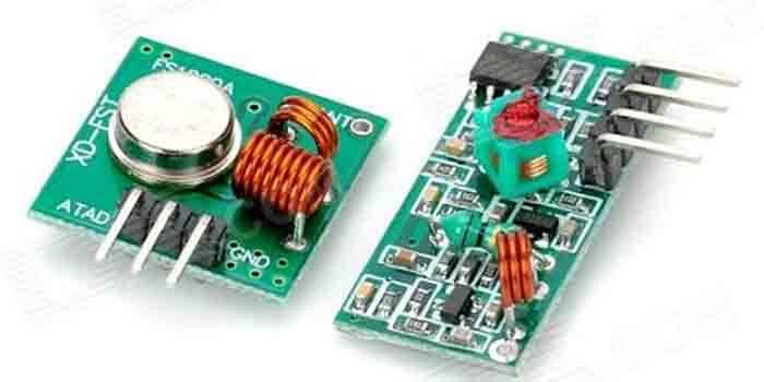 Impedance Control RFlink PCB