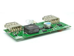 Drone Thermostat Module PCB
