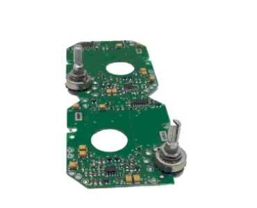 Hard Drive PCB Assembly