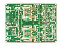 High Frequency Embedded Copper PCB
