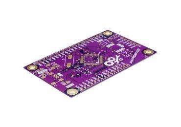 High Precision Purple PCB