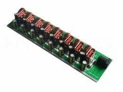 High Speed 8-Port Embedded PCB