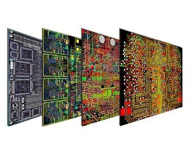 High Speed Digital PCB