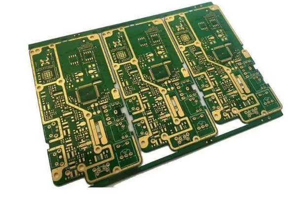 High Voltage PCB