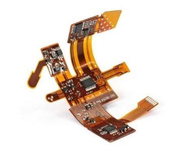 Kapton Flexible Double Sided PCB Board