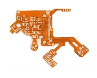 Kapton Gold Plating Flexible PCB