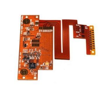 Medical Controller Kapton Flex PCB