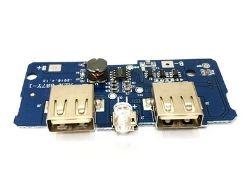 Mobile Power Bank 12v Battery Charger PCB