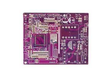 Multi Layer Purple PCB