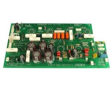 Power Amp PCB Assembly