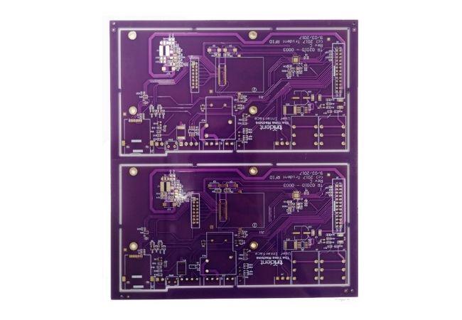 Purple PCB