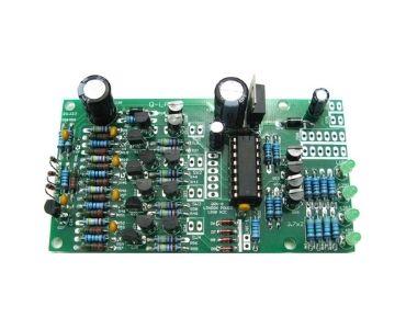 Quad Voice Controller Guitar Amps