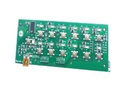 Remote Control Button PCB