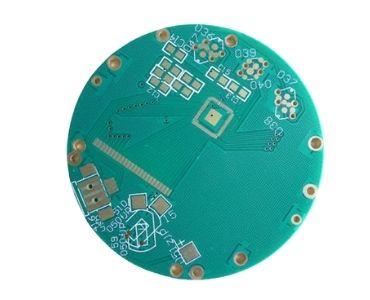 Resin Plug Hole PCB