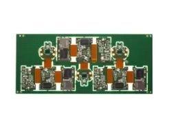Rigid Circuit Breaker PCB