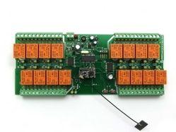 Wi-Fi 16 Relay Board PCB