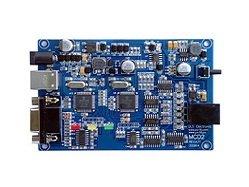 Wireless Fire Alarm System PCB