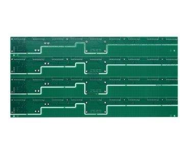 Rigid-Flex OLED PCB