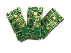 Prototype Arlon PCB