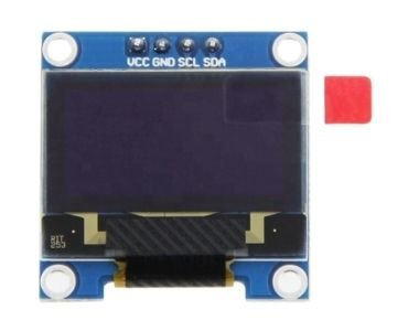 Monochrome Micro OLED PCB