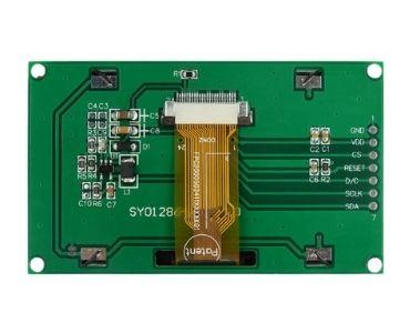 Driver Board OLED PCB