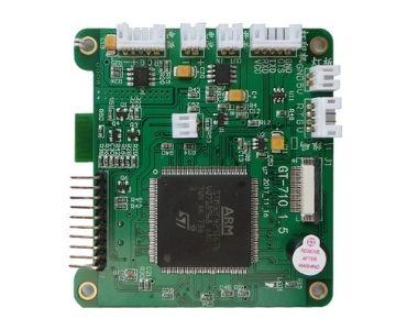 Rigid-Flex Ventec PCB