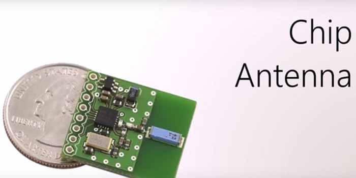 Bluetooth Chip Antenna