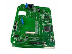 Temperature Sensor PCB