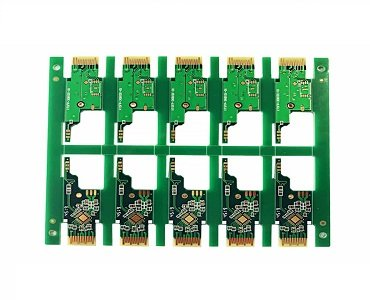 10 Layers Glass Fiber PCB
