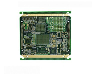 10 Layers Gold Plated PCB